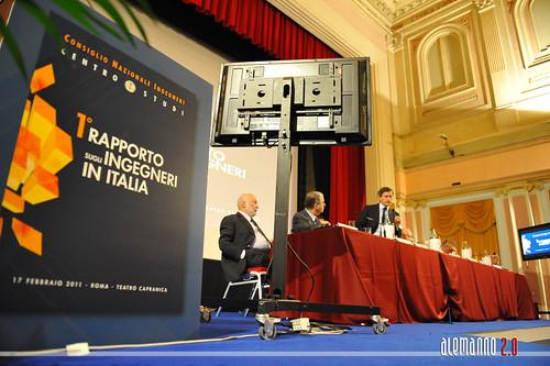 I° Rapporto sugli Ingegneri d'Italia