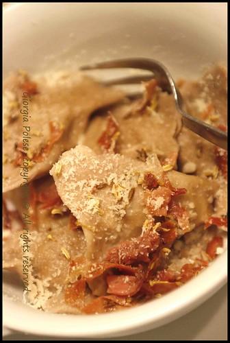 ravioli castagne