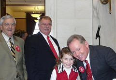 Razorback Day at the Capitol