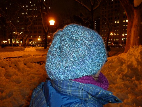 Nadia's hat