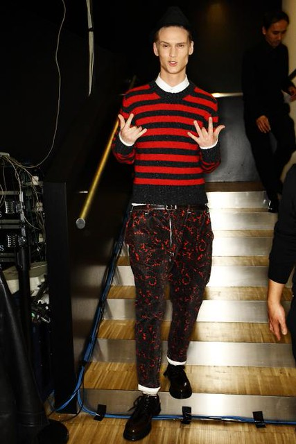 Alexander Johansson3248_FW11_Milan_Dolce&Gabbana(sonny)