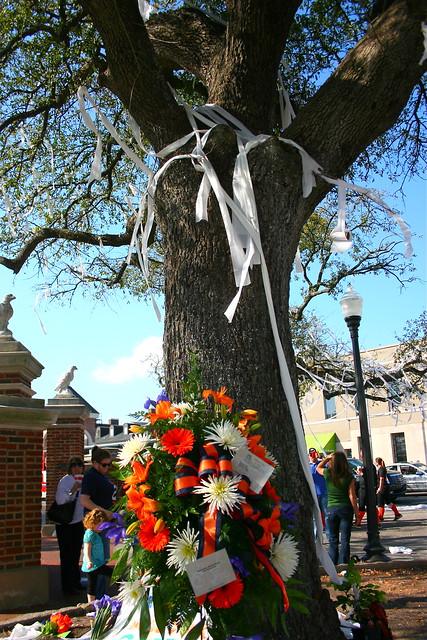 Toomer's Memorial