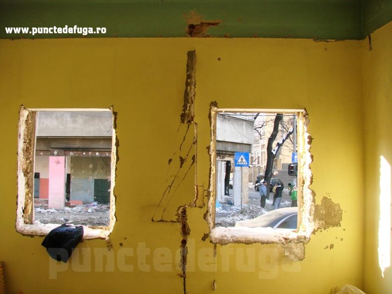 goluri de geam