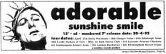 """Adorable Sunshine Smile advert 1992 <a style=""""margin-left:10px; font-size:0.8em;"""" href=""""http://www.flickr.com/photos/58583419@N08/5461279890/"""" target=""""_blank"""">@flickr</a>"""
