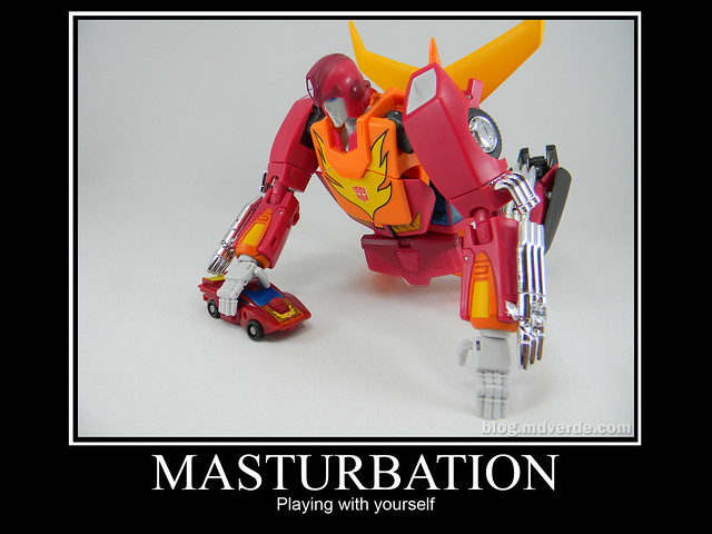 Masturbation - Playing with Yourself (Hot Rod version)