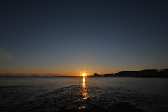 """El Sol Nos Dice """"Hasta Maana Amig@s"""" (Fotomondeo) Tags: las sunset espaa de atardecer spain cabo nikon alicante huertas d3000 gettyiberiasummer"""