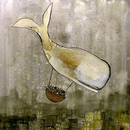 Johanna Wright's 'Whale Hero'