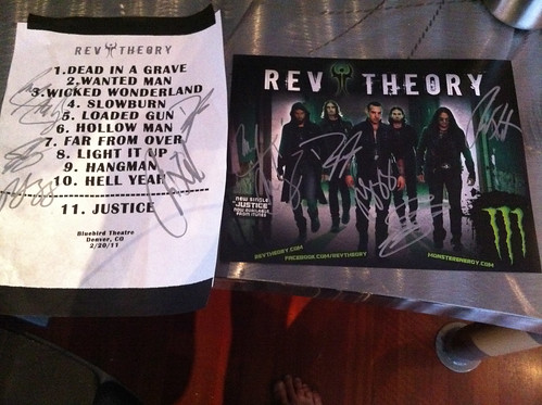 Rev Theory Concert