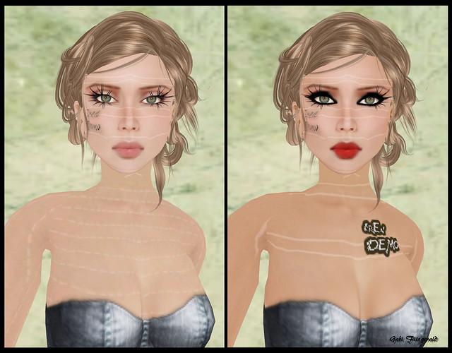 skin fair 2011 - Iren