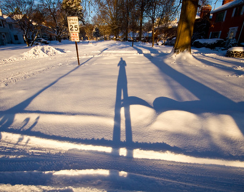 Casting Long Shadows