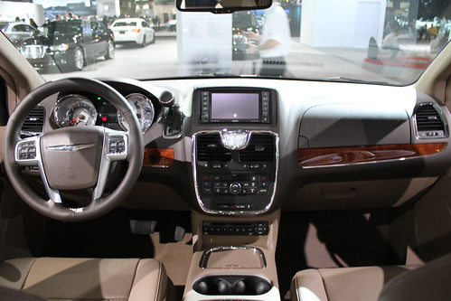Chrysler Town And Country 2011 Interior. 2011 Chrysler 300 middot; Interior