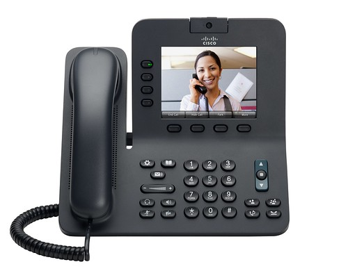 Cisco Unified IP Phones