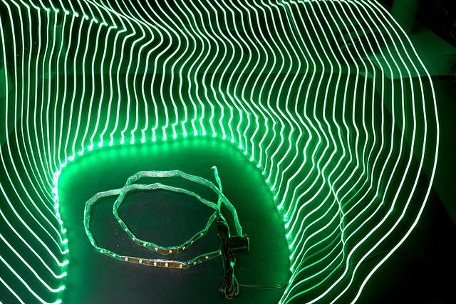Diod light source