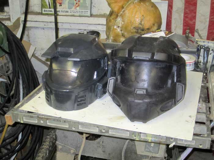 HALO helmet comparison