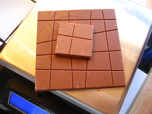 vahlrona milk chocolate
