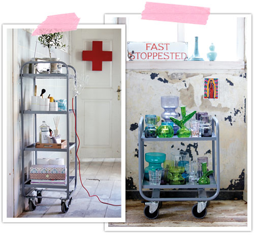 House Doctor trolleys