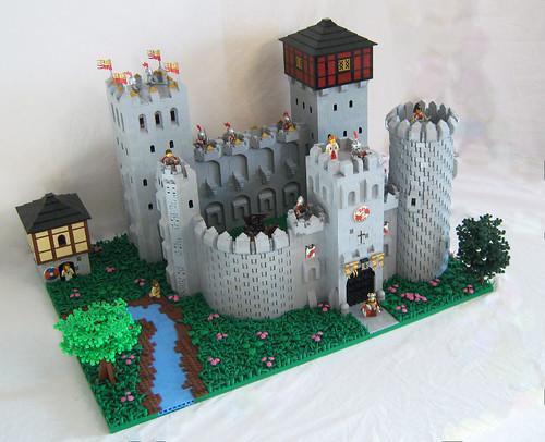 Lion Brave Castle