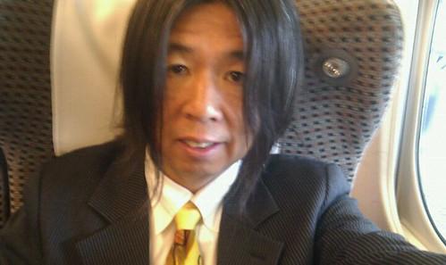 これから新大阪へ
