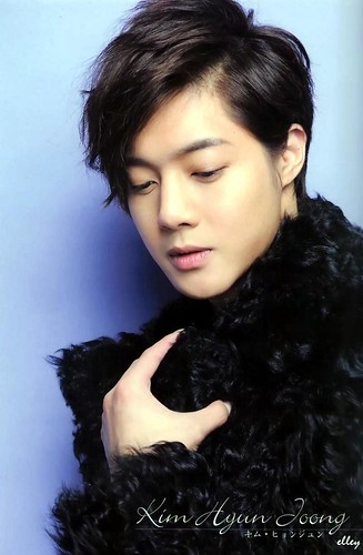 Kim Hyun Joong Korean Wave Magazine No. 44 Issue