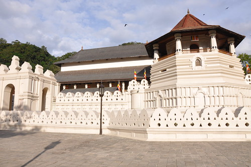 The Temple of the Sacred Tooth Relic [Kandy]