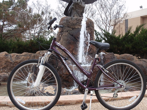 Bike with Fountain