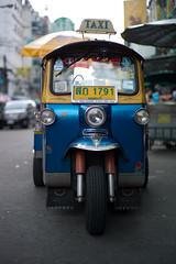 L1001957 - tuk tuk in Bangkok, Thailand
