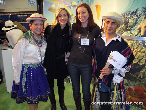 2011 NY Times Travel Show