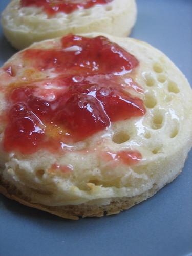 crumpet jam