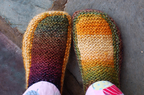 Timber Slippers
