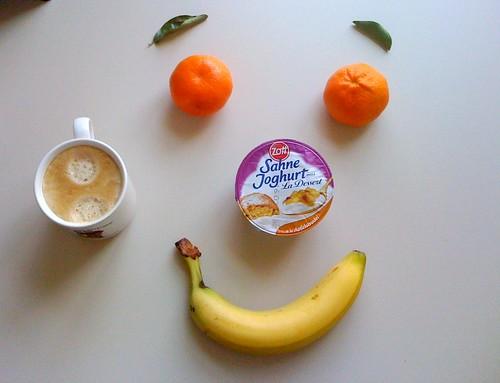Zott La Dessert, Clementinen & Banane