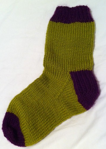 Minnow Merino Sock