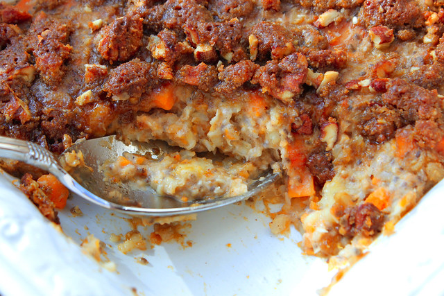 potato casserole sweet potato casserole sweet potato oatmeal breakfast ...