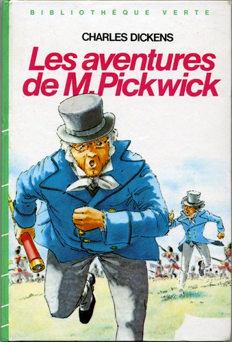 Les aventures de M. Pickwick, by Charles DICKENS