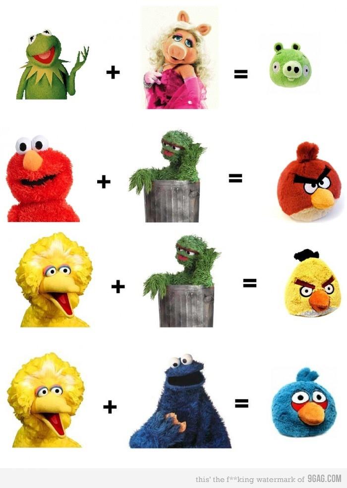 toda la verdad sobre angry birds
