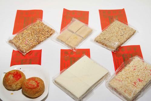 Traditional Hokkien candies