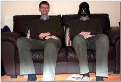 The clone wars (bomvu) Tags: cloning darth vader