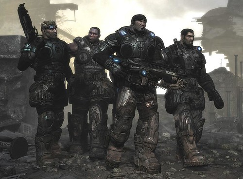 Gears of War 3 Beta Weapons Guide