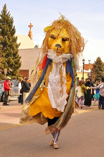 Carnivale festival at Manitou Springs