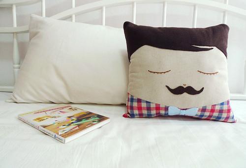 Moustache George