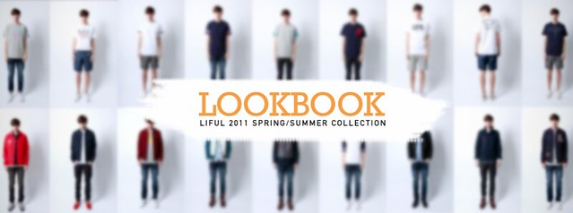 liful lookbook spring 2011 blur