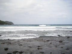 Koki Beach View (stu_macgoo) Tags: ocean hawaii waves view maui hana kokibeach haneooroad