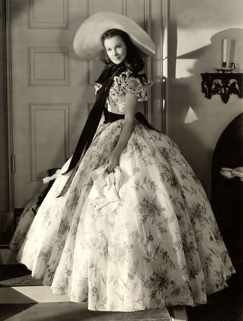 Vivien Leigh - Gone With The Wind - 1939