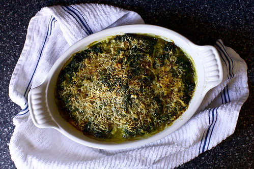 spinach and mushrooms baked eggs with spinach and cream baked spinach ...