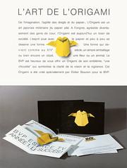 Origami-création - Didier Boursin - Chouette BVP