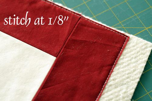stitch edge