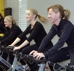 Pilates Cycling of Mason