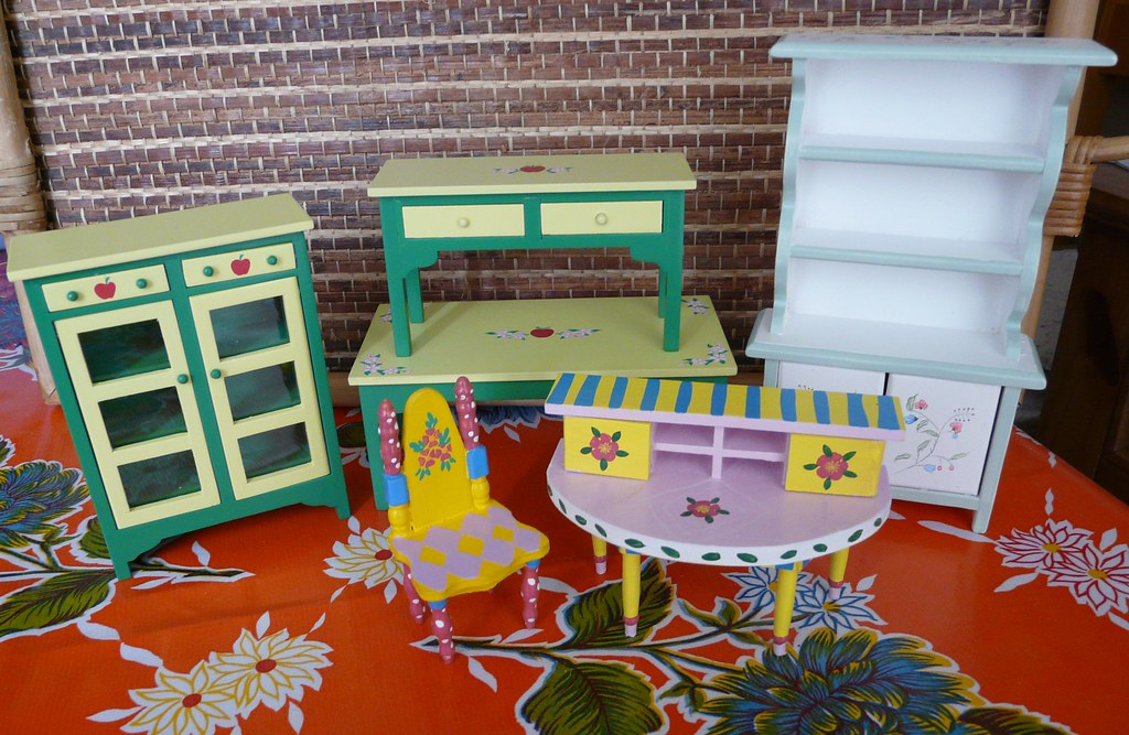 Dolls' House Inventory