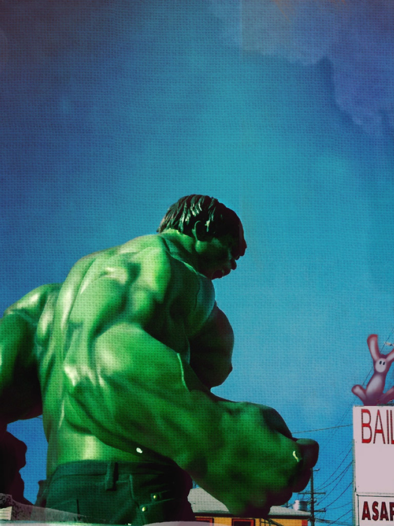 Brush bunny Vs. Hulk: Epic Battle Continues In NJ