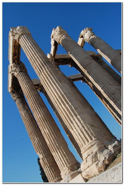 Templo de Zeus Olímpico - Atenas