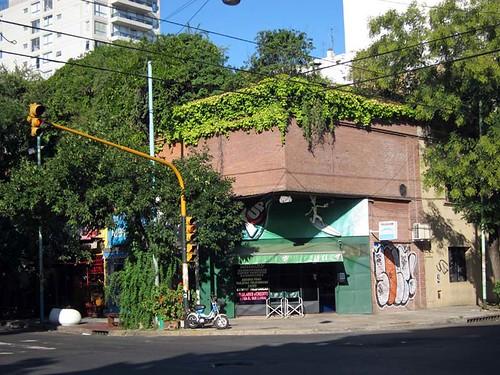 street corner II